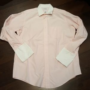 Brooks Brother's dress shirt, French cuff 16.5